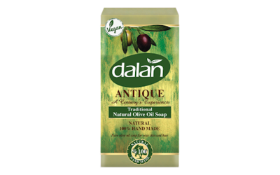 DALAN ANTIQUE TRADITIONAL NATURAL OLIVE OIL SOAP (5X180 G)