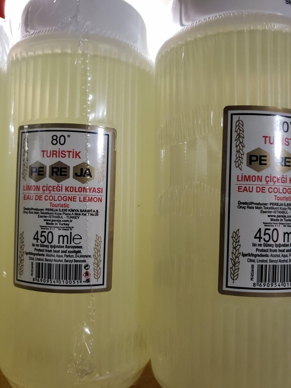 Pereja lemon cologne limon kolonyasi 450 ml