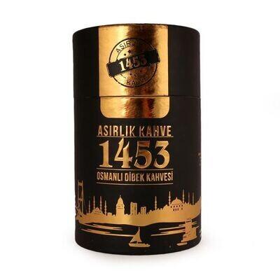 1453 Ottoman Dibek Coffee - 8.82 oz Traditional Turkish Coffee