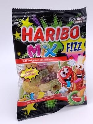 Haribo Fizz Fizzy mix  70gr
