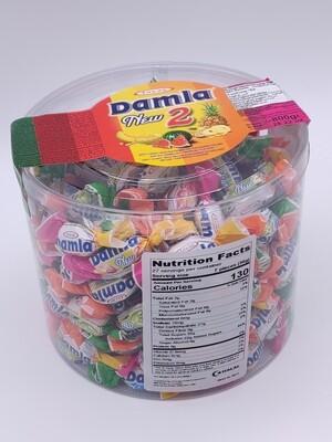 Bonart Tayas Damla New 2 Asst. Chewy Candy 800gr