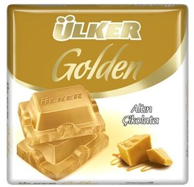 ULKER GOLDEN CARAMEL WHITE CHOCOLATE 60GR
