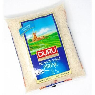 Duru Pilvalik Trakya Pirinc (Rice) (2500gr)