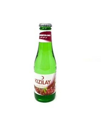 Kizilay Mineral Water Sour Cherry 6x250ml (Afyon)