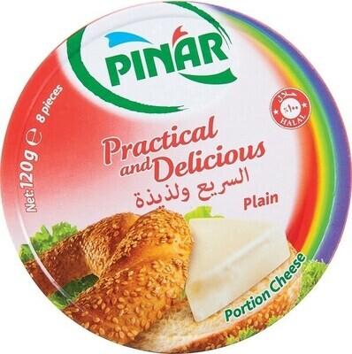 PINAR TRIANGLE Cream Cheese CHEESE 12.5 gr x 8 pcs