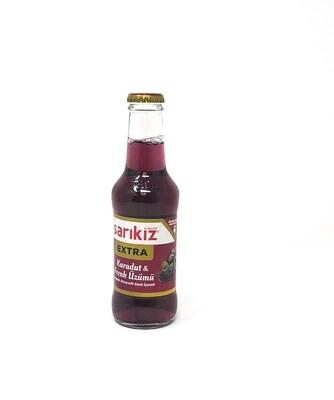 Sarikiz Mineral Water BLACK MULBERRY (KARADUT) DRINK 250ML X 6