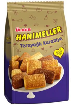 ULKER HANIMELLER TEREYAGLI KURABIYE 152GR