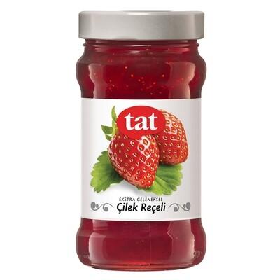 Tat  Traditional Strawberry receli jam preserve   380gr