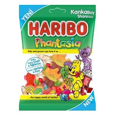 Haribo Halal  PHANTASIA 80Gr