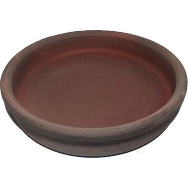 Coated Earthenware Pan - Guvec Toprak Tava  30cm