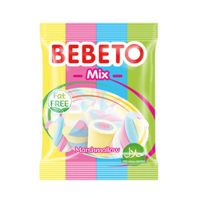Kervan Bebeto American Halal Marshmallow Mix 250gr