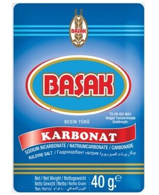 BASAK  Karbonat 5'li Paket / Baking Soda 5-Pack - 25 gr