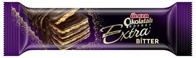 ULKER CHOCOLATE WAFER EXTRA BITTER 45GR