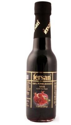 FERSAN %100 POMEGRANATE SYRUP (SOUR) 330GR GLASS