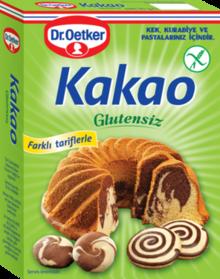 Dr. Oetker Cacao Gluten Free 70GR