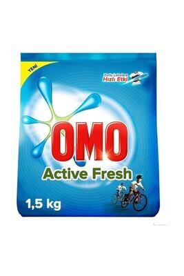 OMO ACTIVE FRESH DETERGENT / OMO TOZ CAMASIR DETERJANI 4.5KG