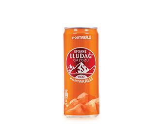 ULUDAG EFSANE GAZOZ 3OOML x 6 PCS Orange Flavor
