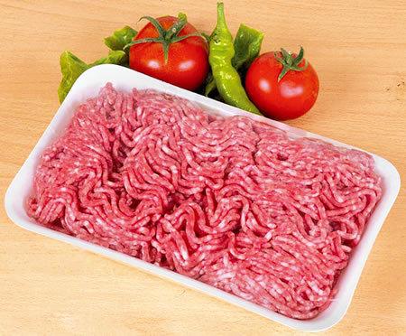 Nema HALAL %10 Fat Fresh Ground Beef (Az yagli Kiyma) ~ 2lb Frozen