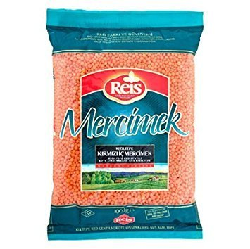 Reis Red Lentils - BULK 3lb
