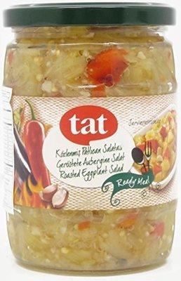 Tat Gril roasted Eggplant Mild