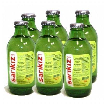 Sarikiz mineral water 6pcs