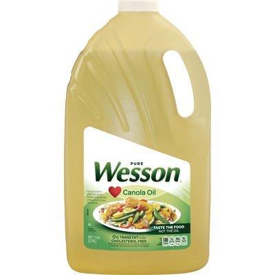Vegetable Oil Wesson  128fl oz