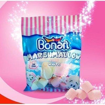 Bonart American Halal Marshmallow Strawberry Vanilla