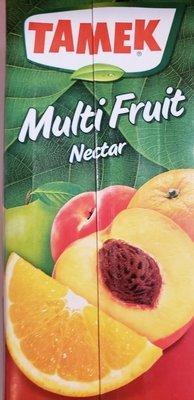 Tamek multi fruit nectar 1lt
