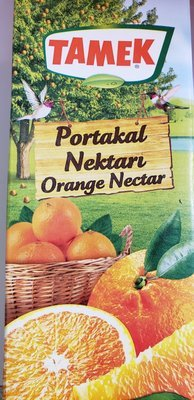 Tamek orange nectar 1LT
