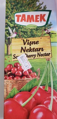 Tamek Sour Cherry Nectars