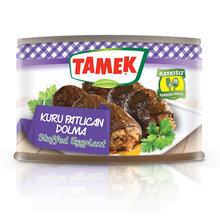 Tamek Stuffed Eggplant