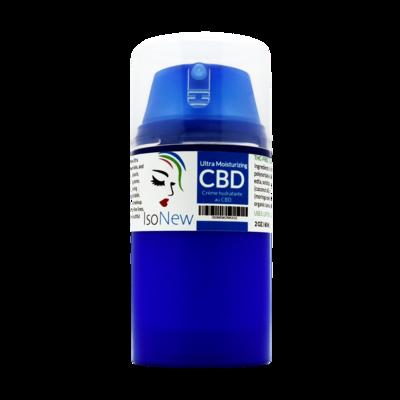 IsoSpectra CBD Ultra Moisturizing Cream