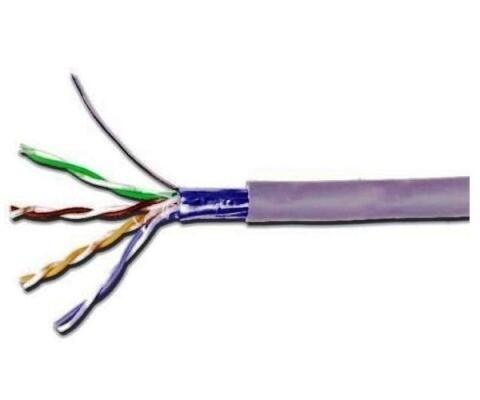 9A5M4-E2 Cable CAT5E 1000FT AWG24 F/UTP PVC CM gray Siemon