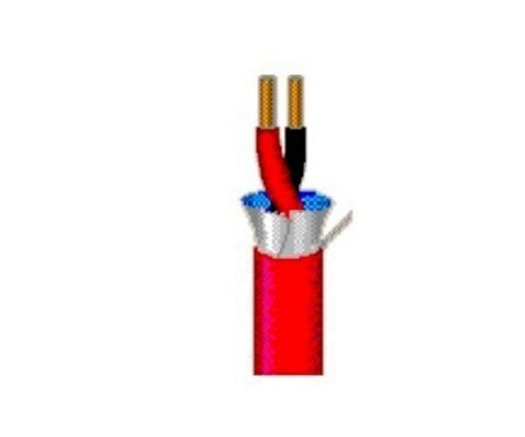 5220FM 0021000 Cable 2Cond AWG16 300V 1000FT Comercial applications PVC red Belden