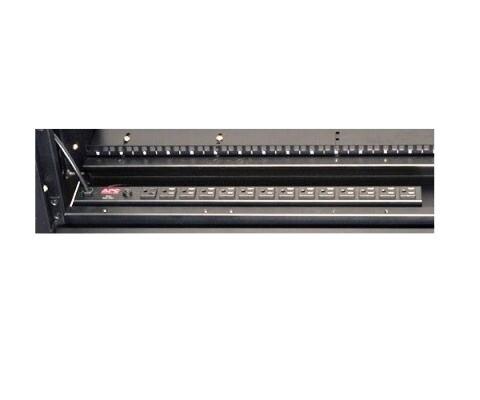 AP9567 PDU vertical basic 15A 100V/120V (input L5-15P) (output (14)5-15R) (output 100V/120V) cord 3.66 mts APC