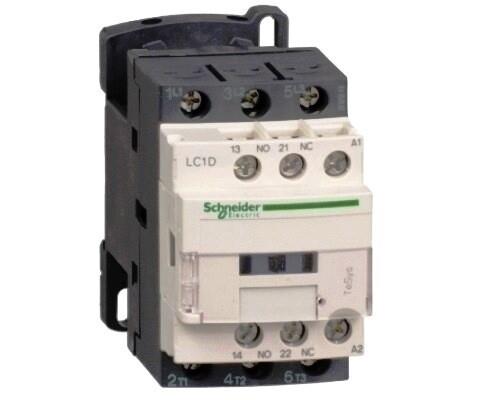 LC1D09F7  Schneider LC1D09M7 Coil 09 Amps 110 V