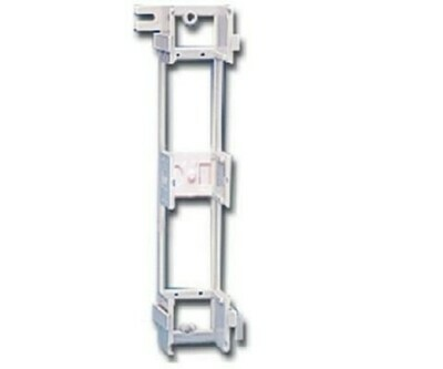S89D Stand-off brackets for S66 white Siemon