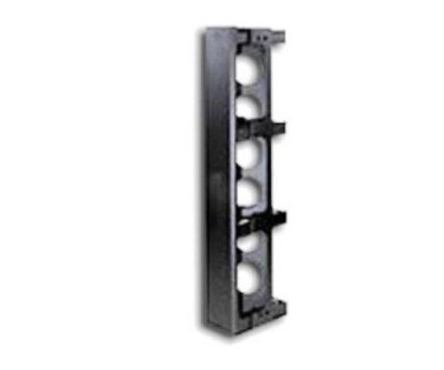 VC76 ORGANIZER VERTICAL 7FT CHANNEL X 6