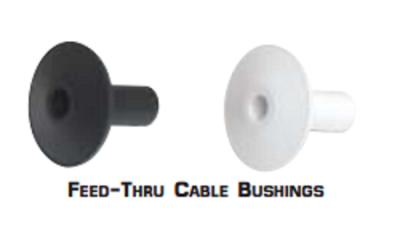 VCC-4104 Cable bushing RG59 white PK10 Quest