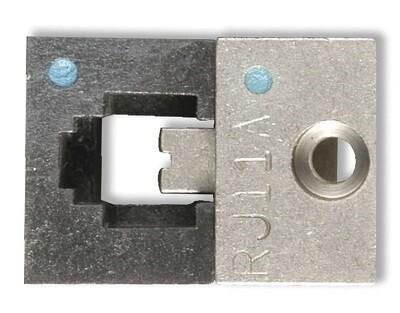 PT-DIE-6 Tools die 6-position for PT-908 Siemon