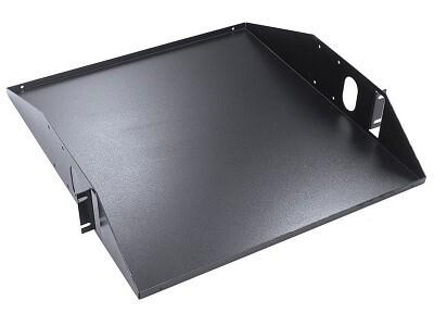 """MCCCWS19 Rackmount shelf center 3.5""""H x 17""""W x 19""""D black Hubbell"""