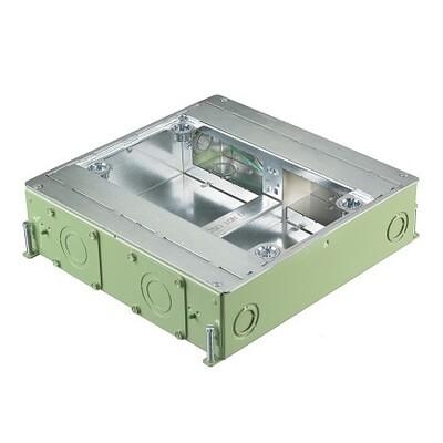CFB4G30CR Box for concrete floor (CFB serie) 4 gang 3.00