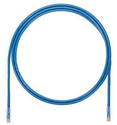 UTP6A3BU Patch cord CAT6A 3FT UTP TX6A 10G blue Panduit