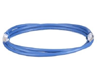 UTP6X7BUY Patch cord CAT6 7FT UTP TX6 10G blue Panduit