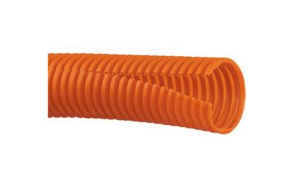CLT100F-C3   Tubing slit wall corrugated 1