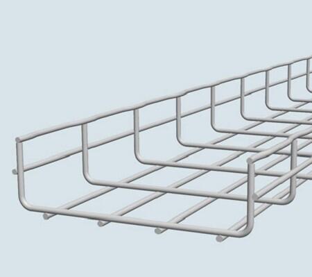 CF54/300EZ  Cablofil steel wire cable tray CM000101 Electro galvanized L 3Mts x W 300mm x H 54mm Legrand