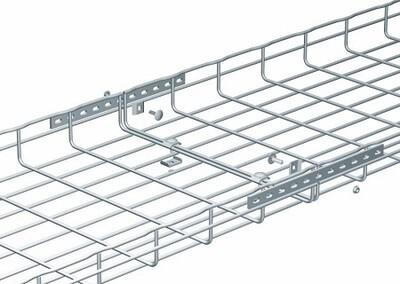 ED275  Joint strips cablofil CM558221 Electro galvanized Legrand