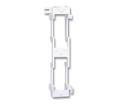 S89B Stand-off brackets for S66 white Siemon