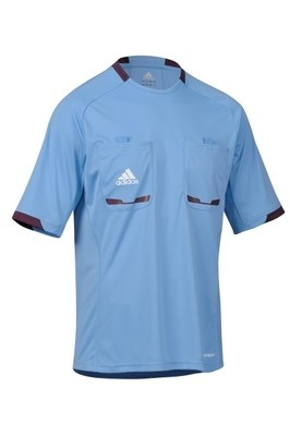 Referee12 Columbia Blue Shirt