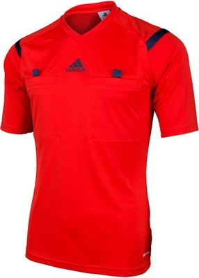 adidas 2014 Hi-Vis Red Shirt